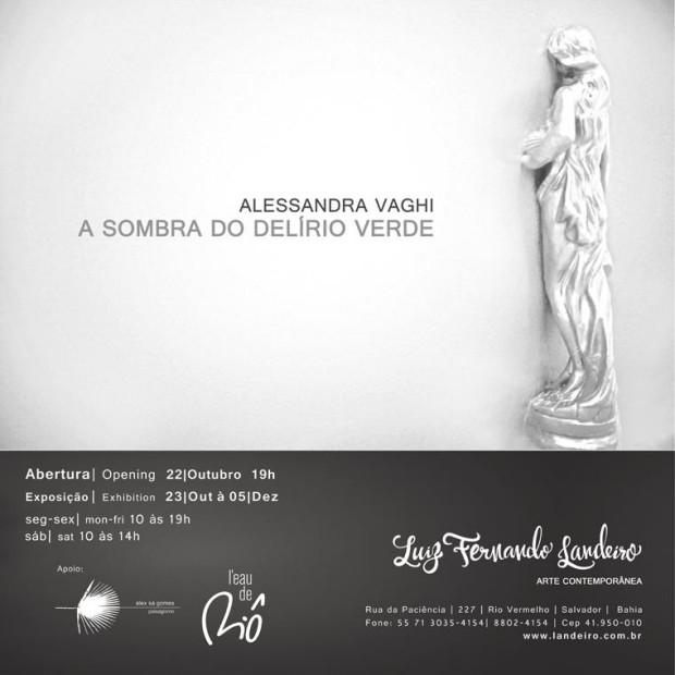 Convite Galeriar Luiz Fernando Landeiro