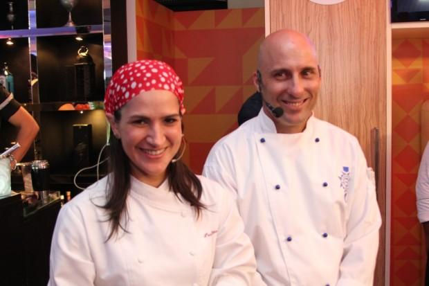 Luana Lages e Lucius Gaudenzi - Foto Uran Rodrigues