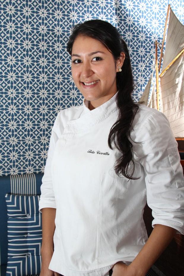 Chef Lidia Yoshinoto_restaurante Amici Di Capri
