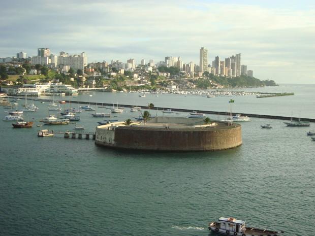 Cidade Baixa e Forte de São Marcelo