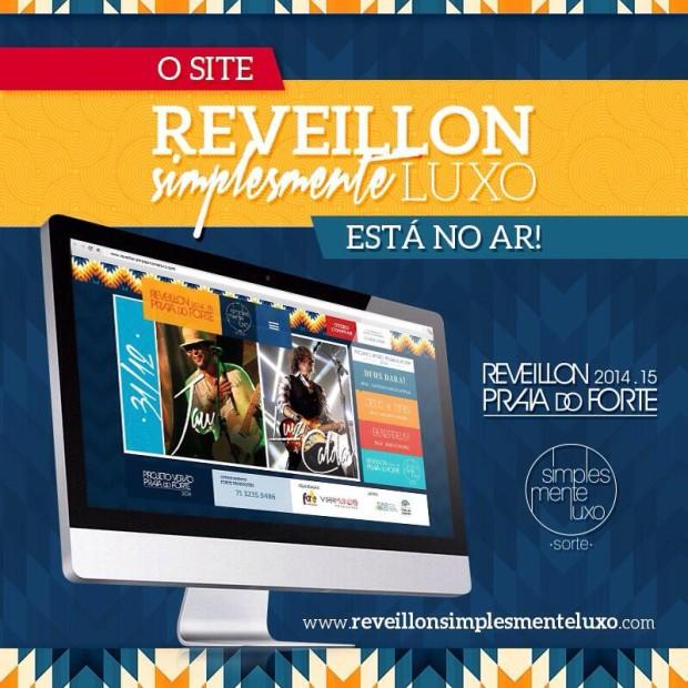 Reveillon Simplesmente Luxo 2014