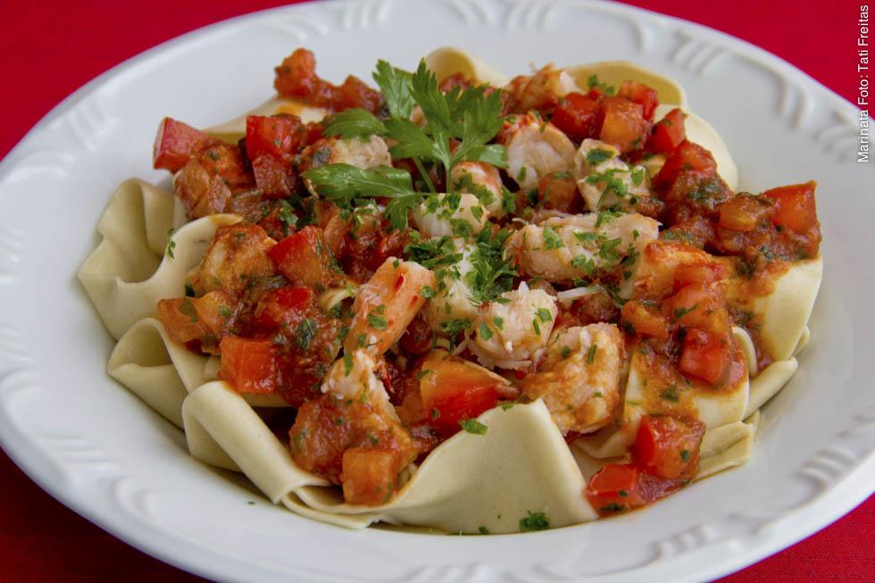 Marinata barra antecipa menu do salvador restaurant week for 010 cuisine weekmenu